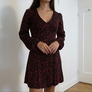 Urban Outfitters V-Neck Dress